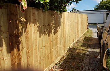 Fencing Install and Repairs In West Devon By M T Allen Groundworks