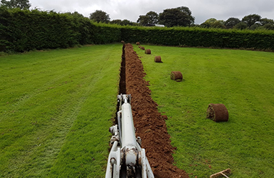 Landscaping In West Devon By M T Allen Groundworks